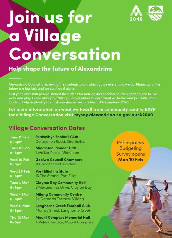 Village Conversations