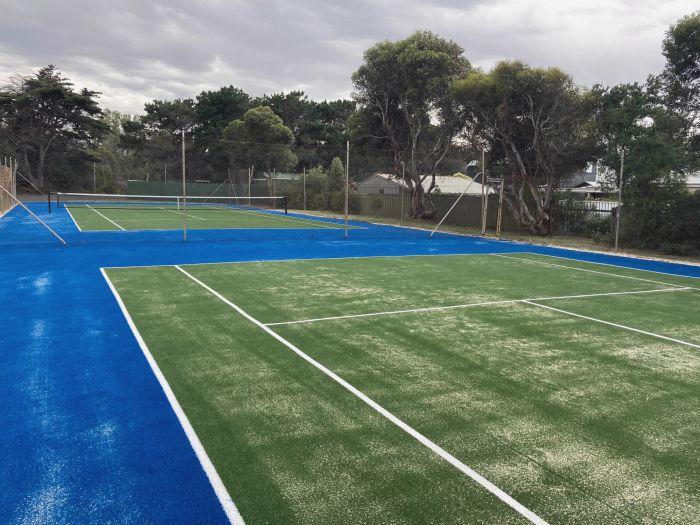 Middleton Tennis Court 13 Nov 20
