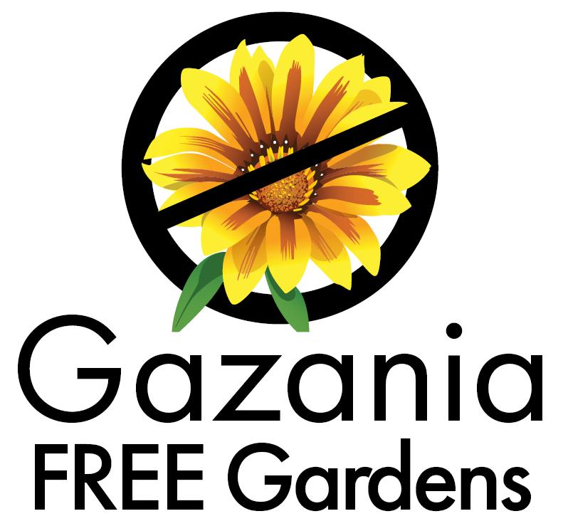 Gazania Free Gardens logo