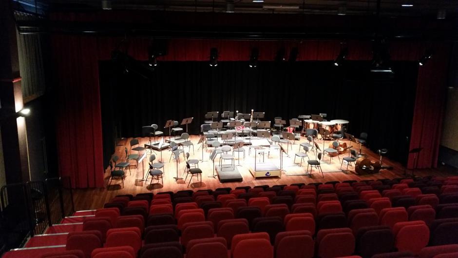 Goolwa Centenary Hall Photo 2 - Inside