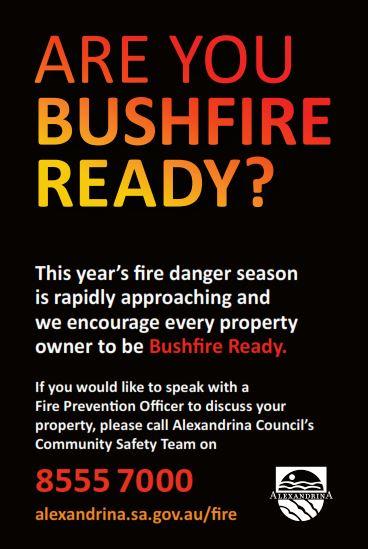 Bushfire Ready